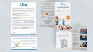 Life Line Screening Aflac Direct Mail Campaign